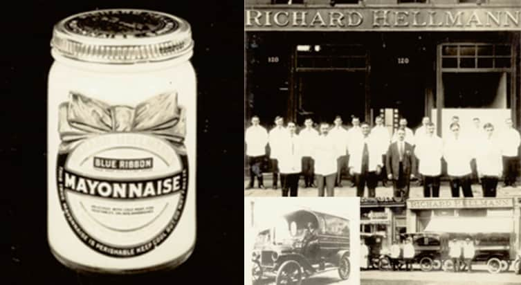 History of Hellmann's