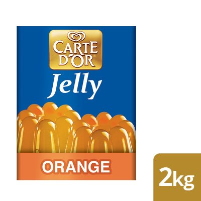 CARTE D'OR Orange Jelly -