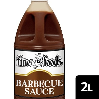 Fine Foods Barbecue Sauce -