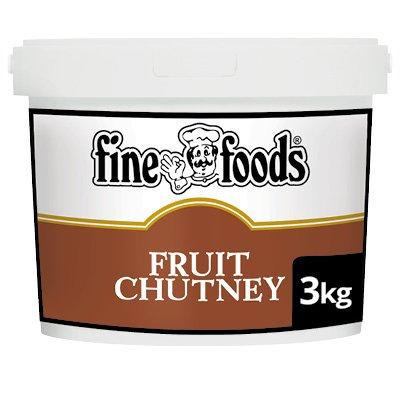 Fine Foods Fruit Chutney 3kg -