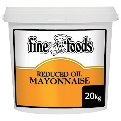 Fine Foods Reduced Oil Mayonnaise -