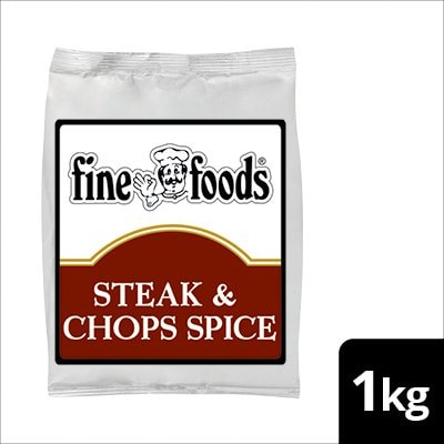 Fine Foods Steak & Chops Spice -