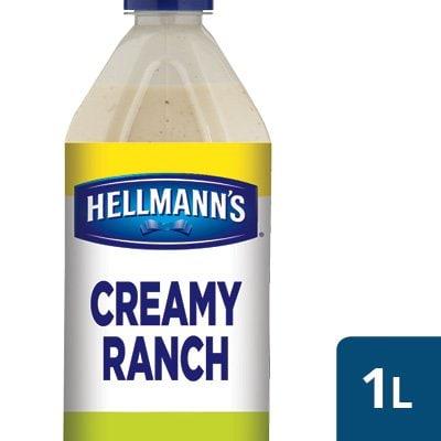 Hellmann's Creamy Ranch Salad Dressing -
