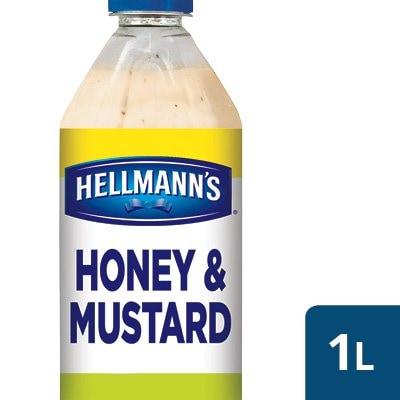 Hellmann's Honey & Mustard Salad Dressing -
