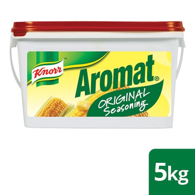 Knorr Aromat Original 5kg - Here is the unique flavour South Africans love.