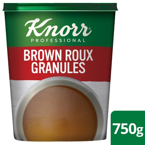 Knorr Professional Brown Roux Granules -