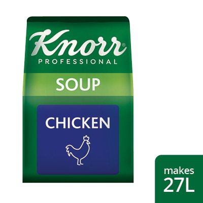 Knorr Professional Chicken Soup -