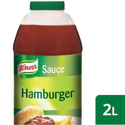 Knorr Professional Hamburger Sauce -