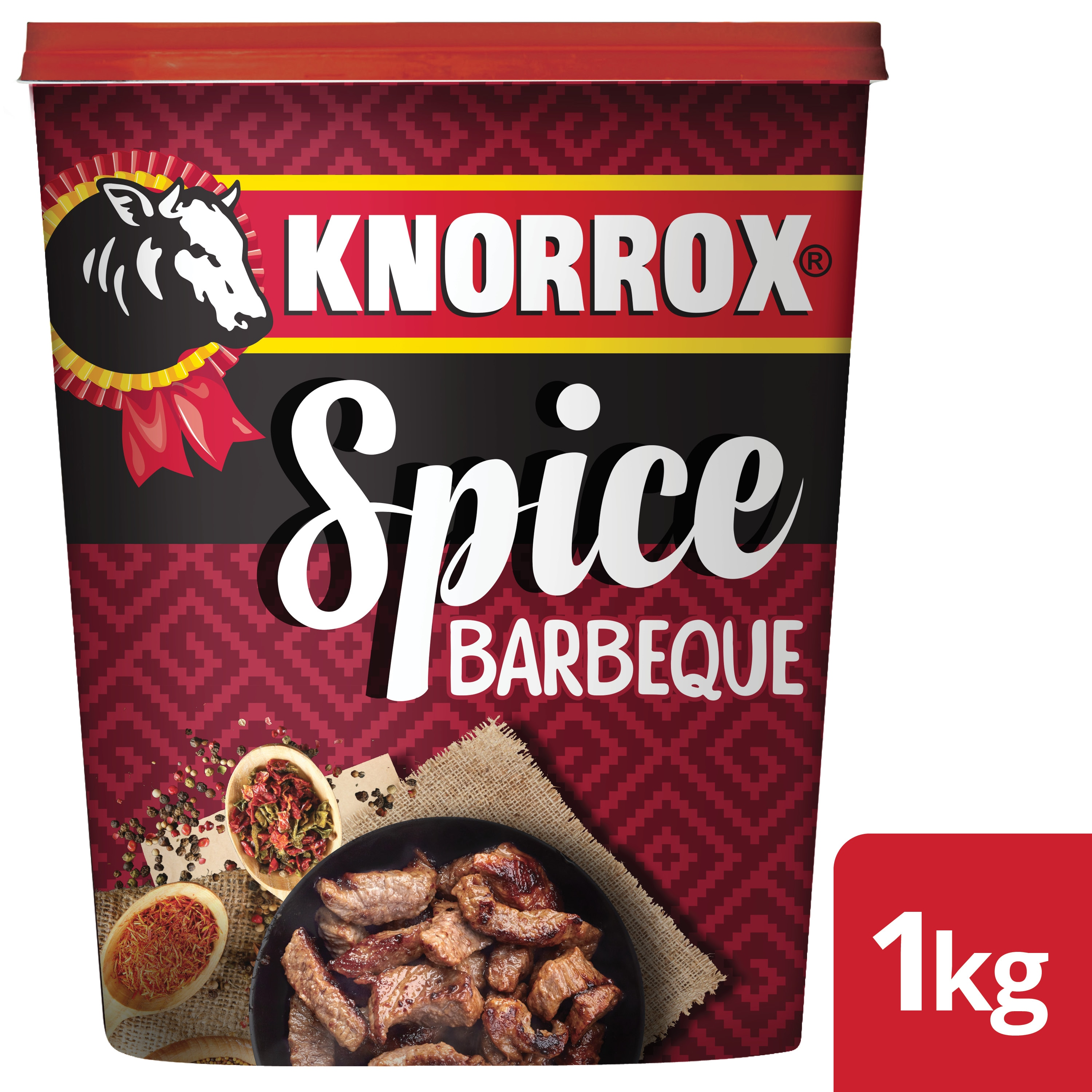 Knorrox Barbeque Spice - Trust Knorrox spices for the great South African taste your customers love.