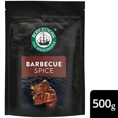 Robertsons Barbecue Spice Pack - New Robertsons spice packs deliver extraordinary flavour – no compromise.