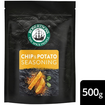 Robertsons Chip & Potato Seasoning Pack - New Robertsons spice packs deliver extraordinary flavour – no compromise.