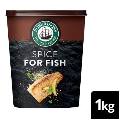 Robertsons Spice for Fish - Robertsons. A world of flavours, naturally.