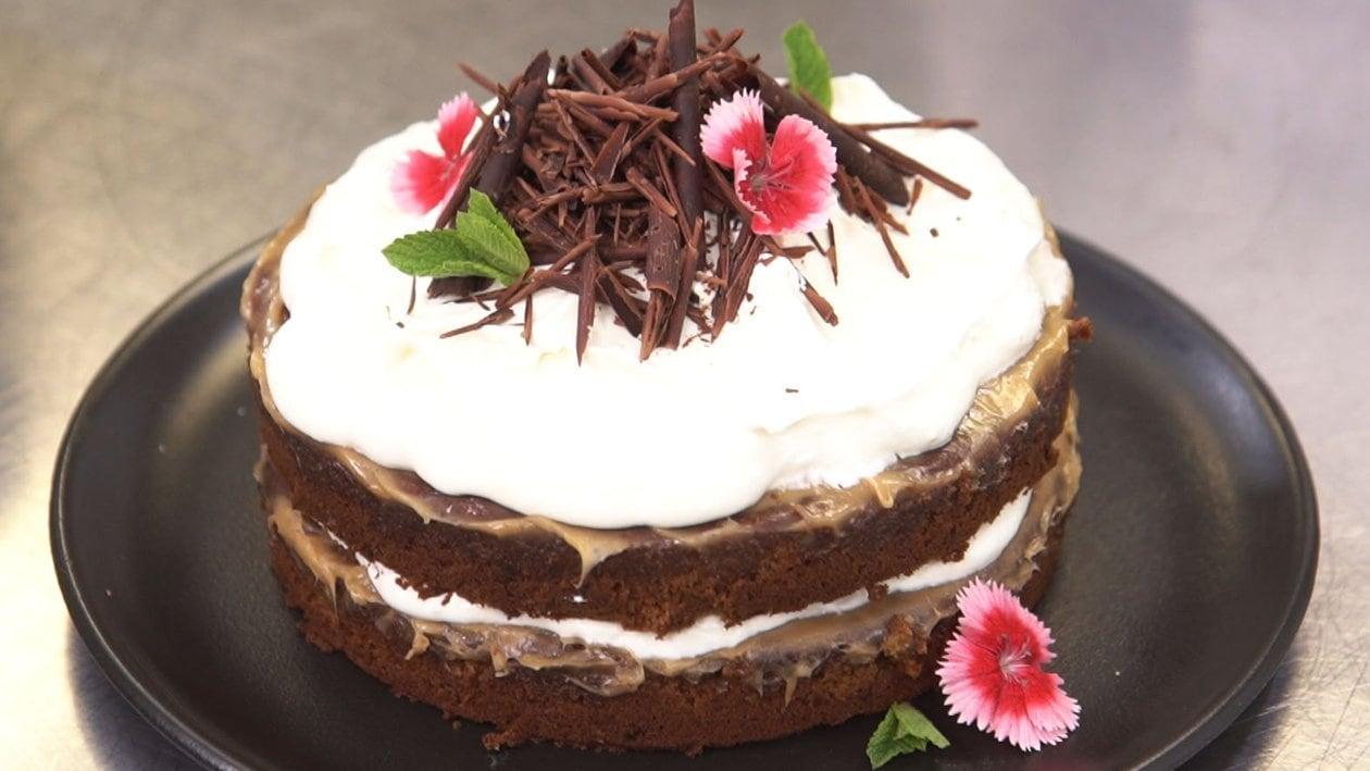 Carrot Cake Malva Pudding