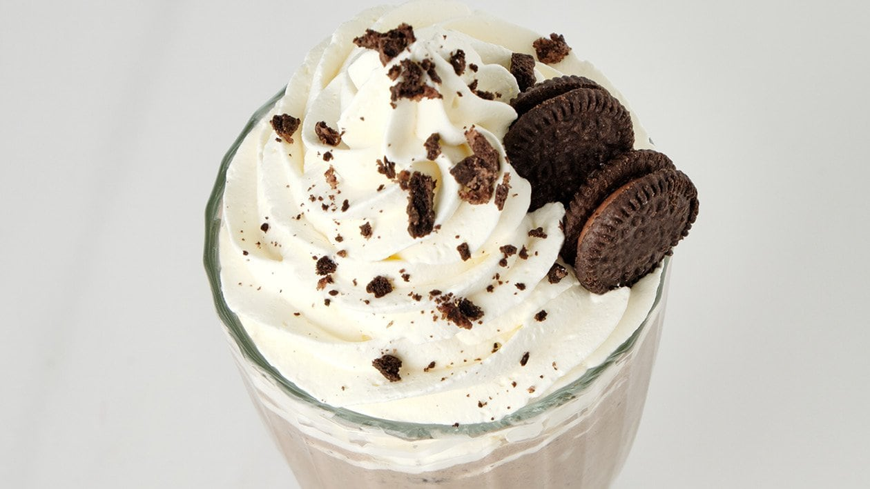 Salted Caramel Cookies and Cream