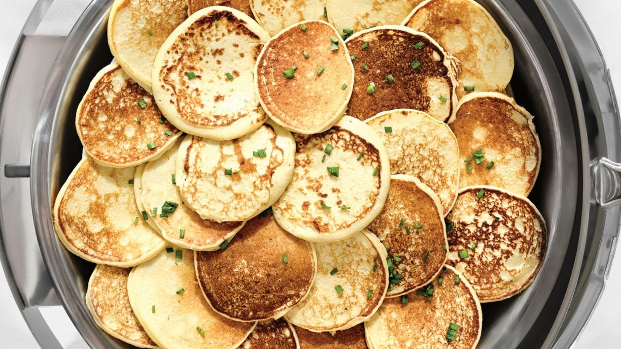 Perfecto Potato Flapjacks