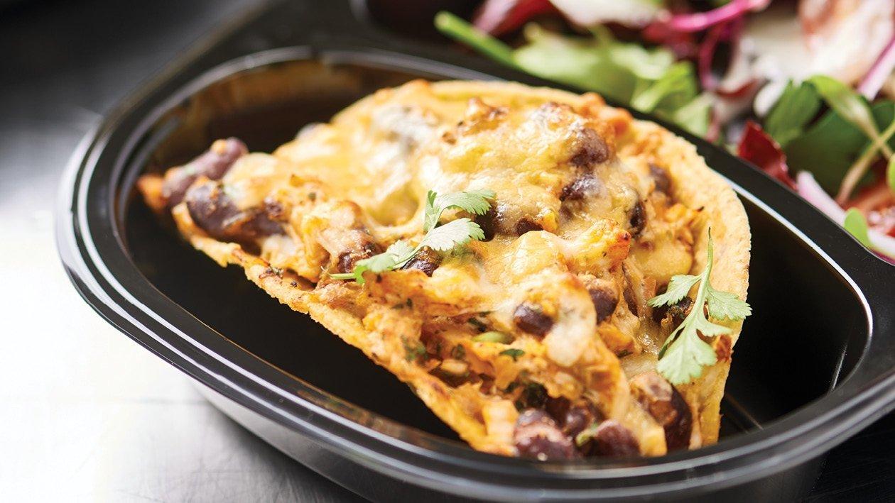 Red Hot Chicken Taco