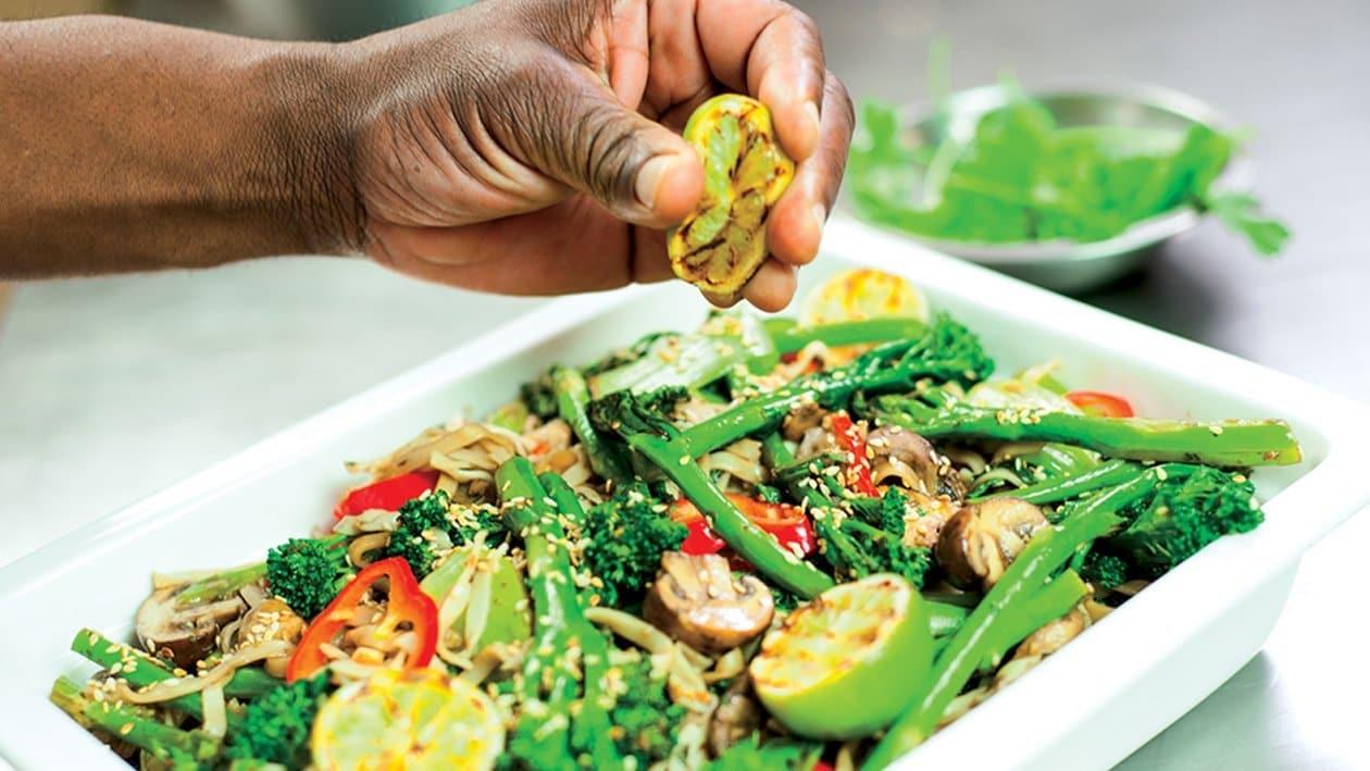 Thai-Style Veggie Stir Fry
